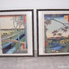 Arte: LAMINAS DECORATIVAS JAPONESAS. Lote 103703963
