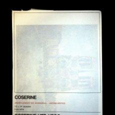 Arte: COLECCIÓN DE ARTE ROGER. QUIMIOPEN. PARÍS 1870-1920. 3 LAMINAS Nº 21 A 23. EDITA INGRO 1970. Lote 105848751