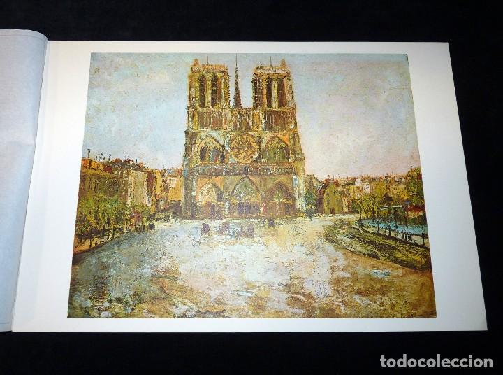 Arte: COLECCIÓN DE ARTE ROGER. QUIMIOPEN. PARÍS 1870-1920. 4 LAMINAS Nº 21 A 24. EDITA INGRO 1970 - Foto 2 - 105848803