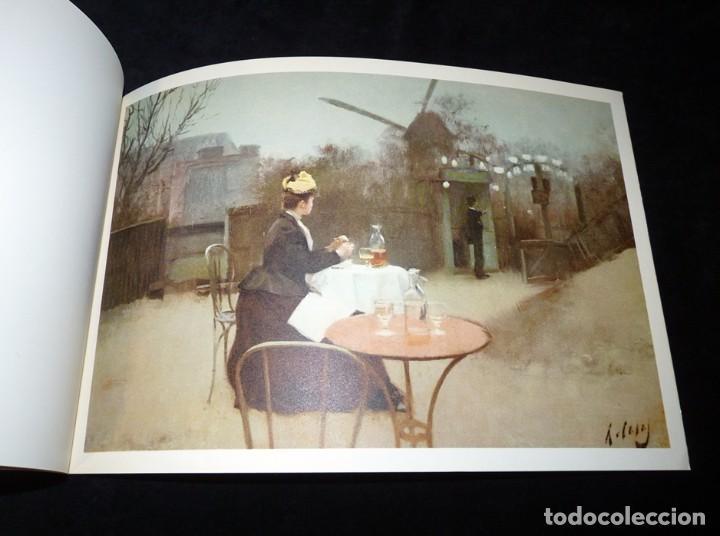 Arte: COLECCIÓN DE ARTE ROGER. QUIMIOPEN. PARÍS 1870-1920. 4 LAMINAS Nº 21 A 24. EDITA INGRO 1970 - Foto 4 - 105848803