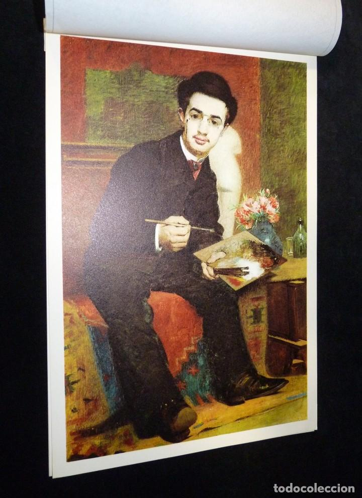 Arte: COLECCIÓN DE ARTE ROGER. QUIMIOPEN. PARÍS 1870-1920. 4 LAMINAS Nº 29 A 32. EDITA INGRO 1970 - Foto 2 - 105848855