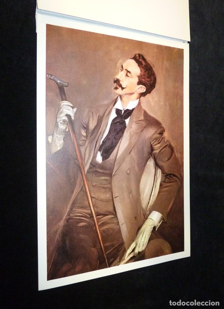 Arte: COLECCIÓN DE ARTE ROGER. QUIMIOPEN. PARÍS 1870-1920. 4 LAMINAS Nº 29 A 32. EDITA INGRO 1970 - Foto 3 - 105848855