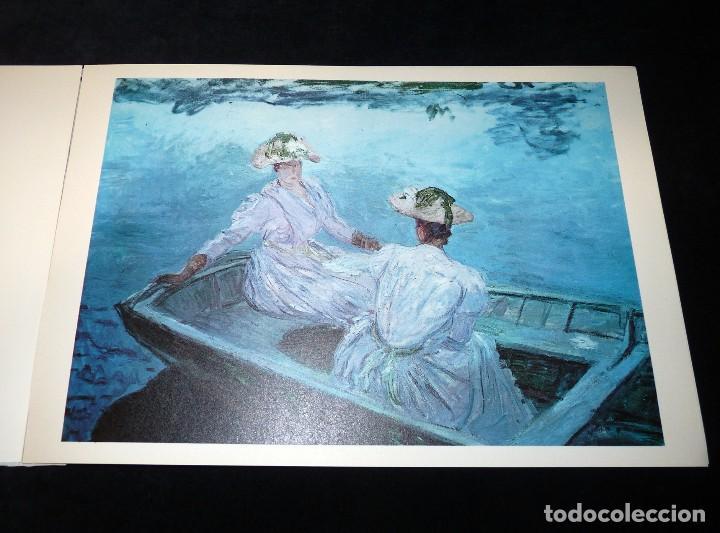 Arte: COLECCIÓN DE ARTE ROGER. QUIMIOPEN. PARÍS 1870-1920. 4 LAMINAS Nº 29 A 32. EDITA INGRO 1970 - Foto 4 - 105848855