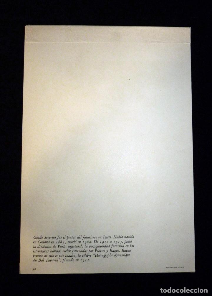 Arte: COLECCIÓN DE ARTE ROGER. QUIMIOPEN. PARÍS 1870-1920. 4 LAMINAS Nº 29 A 32. EDITA INGRO 1970 - Foto 6 - 105848855