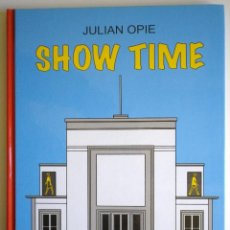 Arte: SOHW TIME JULIAN OPIE MÁLAGA. Lote 106401019