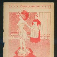 Arte: FABIANO, FABIEN. PUBLICATIONS DE LA *VIE PARISIENNE* HOJA-LÁMINA: 157X228 MMS. LOTE DE 8.. Lote 110376415