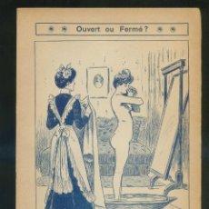 Arte: VALLET, LOUIS. PUBLICATIONS DE LA *VIE PARISIENNE* HOJA-LÁMINA: 157X228 MMS. LOTE DE 2.. Lote 110387267