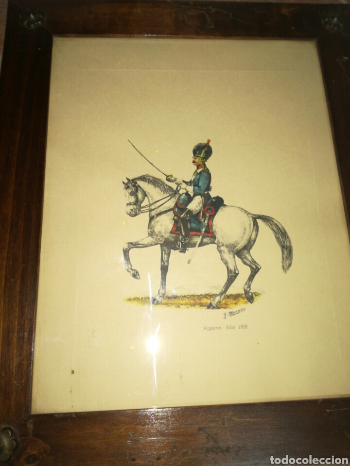 Arte: Pareja de laminas F. Murube enmarcadas - Foto 9 - 115417692