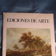 Arte: MUY ANTIGUAS LAMINAS COLECCION 5 GRABADOS GALERIA APOLLO DE BRUXELLES. 44,5 X 32 CMS . Lote 115450995
