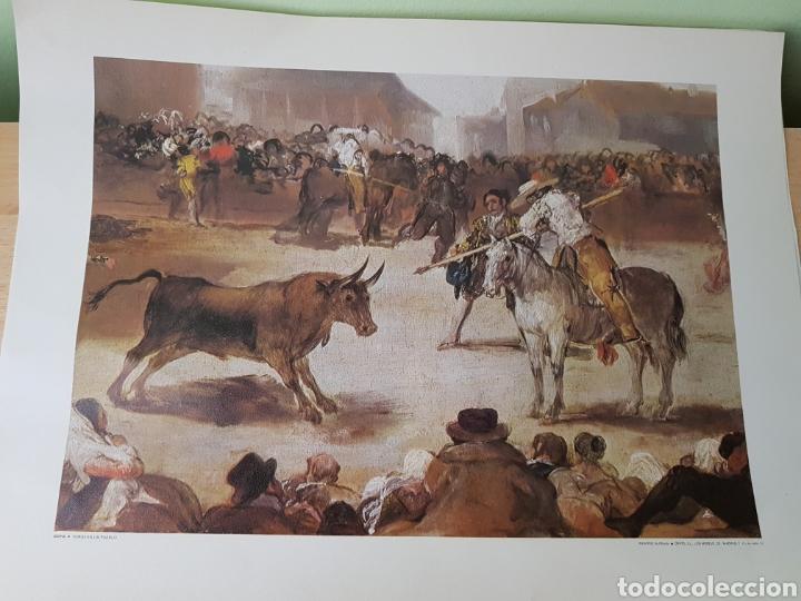 LAMINAS GOYA (Arte - Láminas Antiguas)