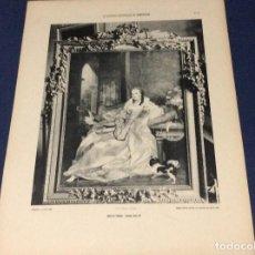 Arte: EL CASTILLO HISTÓRICO DE DAMPIERRE - REPRODUCCIONES EN PHOTOTYPIE.INÍCIO DEL SIGLO XX. Lote 119114883