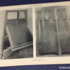 Arte: EL CASTILLO HISTÓRICO DE DAMPIERRE - REPRODUCCIONES EN PHOTOTYPIE.INÍCIO DEL SIGLO XX. Lote 119115291
