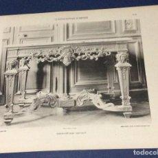 Arte: EL CASTILLO HISTÓRICO DE DAMPIERRE - REPRODUCCIONES EN PHOTOTYPIE.INÍCIO DEL SIGLO XX. Lote 119115383