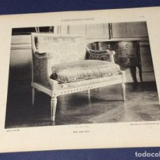 Arte: EL CASTILLO HISTÓRICO DE DAMPIERRE - REPRODUCCIONES EN PHOTOTYPIE.INÍCIO DEL SIGLO XX. Lote 119115495