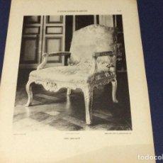 Arte: EL CASTILLO HISTÓRICO DE DAMPIERRE - REPRODUCCIONES EN PHOTOTYPIE.INÍCIO DEL SIGLO XX. Lote 119115763