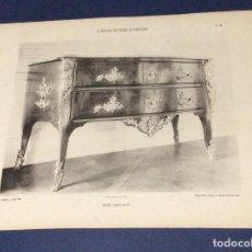 Arte: EL CASTILLO HISTÓRICO DE DAMPIERRE - REPRODUCCIONES EN PHOTOTYPIE.INÍCIO DEL SIGLO XX. Lote 119115919