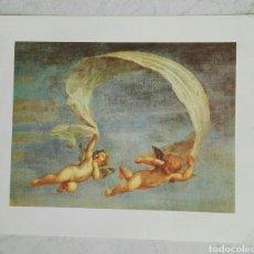 Arte: LÁMINA SERIE GABRIEL N° 1655 AÑO 1996 30X24. Lote 120213366