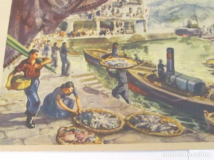 LÁMINA REPRODUCCIÓN DE THOMAS - BARCELONA (Arte - Láminas Antiguas)