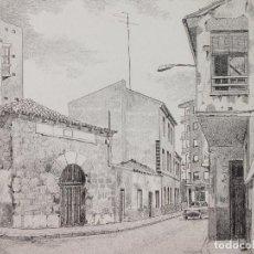 Arte: LÁMINA IGLESIA DE SAN PEDRO MARTIR DE VERONA PALENCIA 12. Lote 122708875