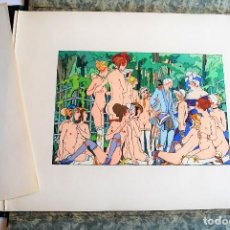 Arte: JOSEPH HÉMARD. Lote 122785263