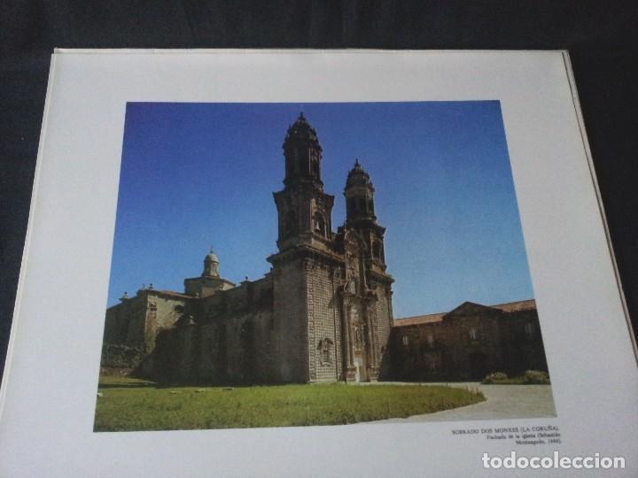 Arte: 18 LAMINAS DE CRUCEIROS GALLEGOS, PAZOS GALLEGOS Y MONASTERIOS GALLEGOS - BANCO PASTOR - Foto 4 - 125925799