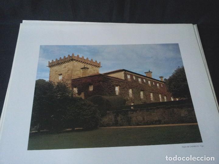 Arte: 18 LAMINAS DE CRUCEIROS GALLEGOS, PAZOS GALLEGOS Y MONASTERIOS GALLEGOS - BANCO PASTOR - Foto 8 - 125925799