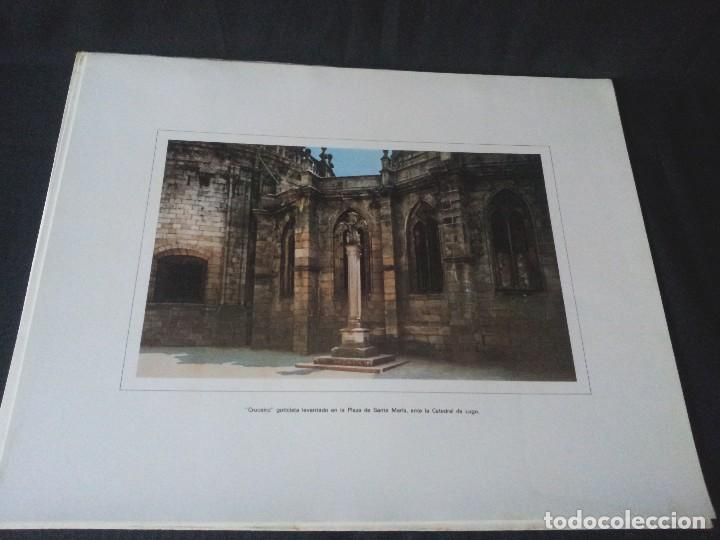Arte: 18 LAMINAS DE CRUCEIROS GALLEGOS, PAZOS GALLEGOS Y MONASTERIOS GALLEGOS - BANCO PASTOR - Foto 9 - 125925799