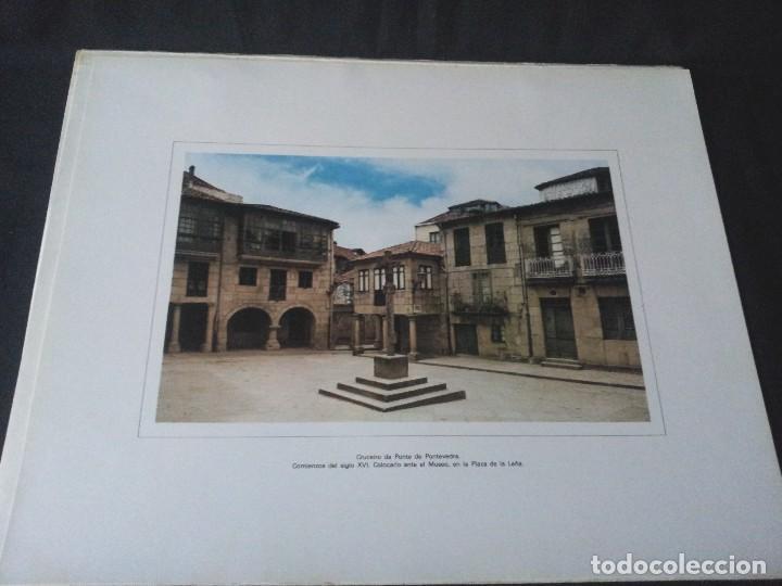 Arte: 18 LAMINAS DE CRUCEIROS GALLEGOS, PAZOS GALLEGOS Y MONASTERIOS GALLEGOS - BANCO PASTOR - Foto 11 - 125925799