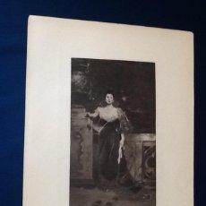 Arte: ARTE ANCIANO Y MODERNO. FRANCIA. . PRINCIPIOS DEL SIGLO XX. EL ENVIO ESTA INCLUIDO .. Lote 126115363