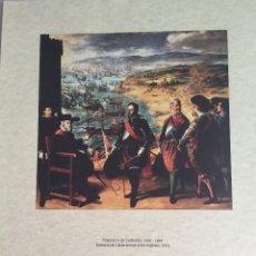 Arte: ZURBARÁN, 40 X 30 CMS. Lote 126339051