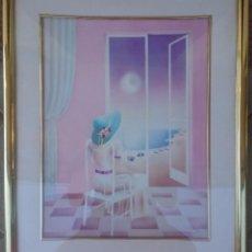 Arte: PRECIOSA LAMINA VITANGE. Lote 131290719