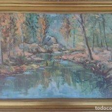 Arte: PAISAJE- MOLLÁ. Lote 131294007