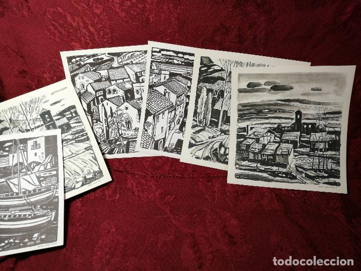 Arte: 26 laminas originales LLOVERAS-CASALS-SABATE- FRESQUET-SEGRELLES-ETC--VER FOTOS - Foto 4 - 135723347