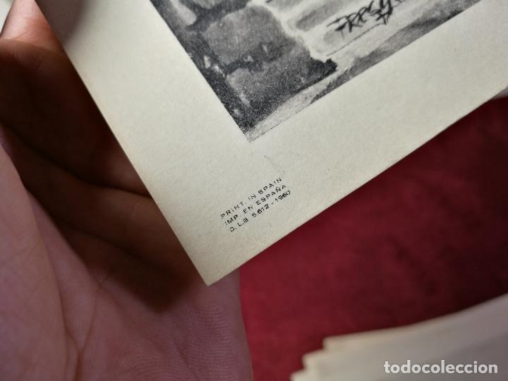 Arte: 26 laminas originales LLOVERAS-CASALS-SABATE- FRESQUET-SEGRELLES-ETC--VER FOTOS - Foto 5 - 135723347