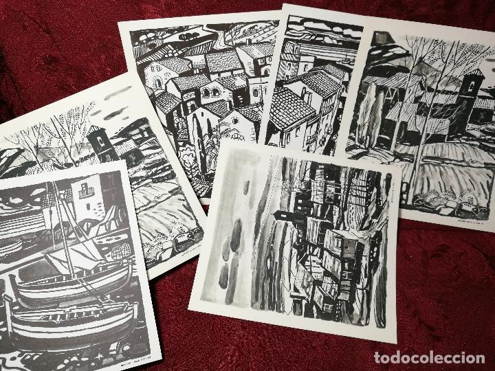 Arte: 26 laminas originales LLOVERAS-CASALS-SABATE- FRESQUET-SEGRELLES-ETC--VER FOTOS - Foto 6 - 135723347