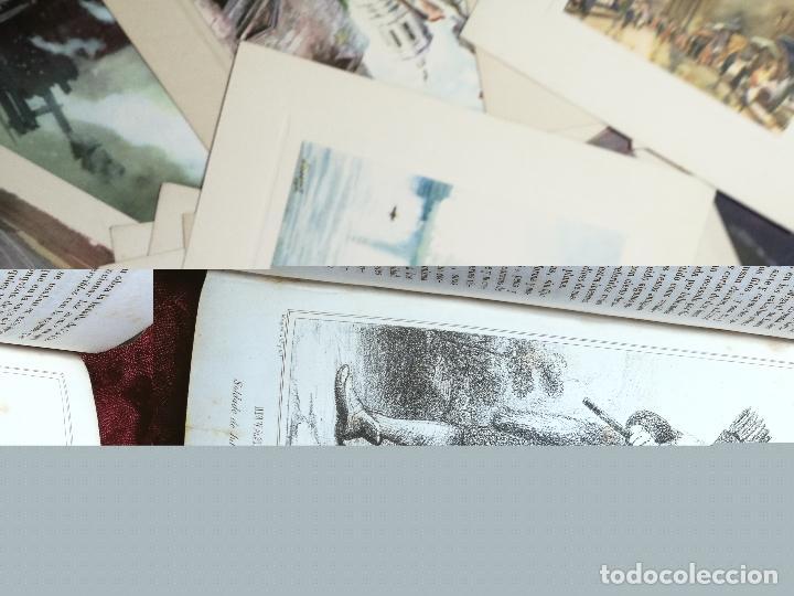 Arte: 26 laminas originales LLOVERAS-CASALS-SABATE- FRESQUET-SEGRELLES-ETC--VER FOTOS - Foto 16 - 135723347