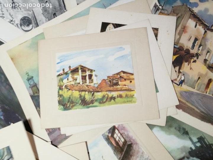 Arte: 26 laminas originales LLOVERAS-CASALS-SABATE- FRESQUET-SEGRELLES-ETC--VER FOTOS - Foto 17 - 135723347
