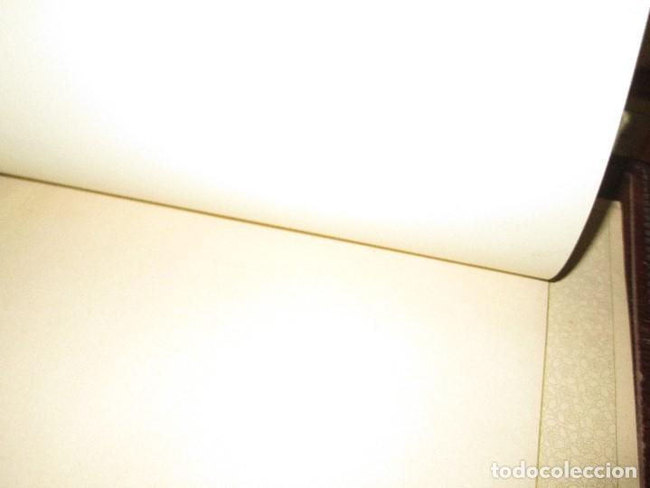 Arte: antigua lamina oriental china o japon siglo XIX - Foto 3 - 136456922