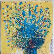 Arte: JOSE LUIS FAJARDO - LAMINA IMPRESA 42 X 30. Lote 140581582