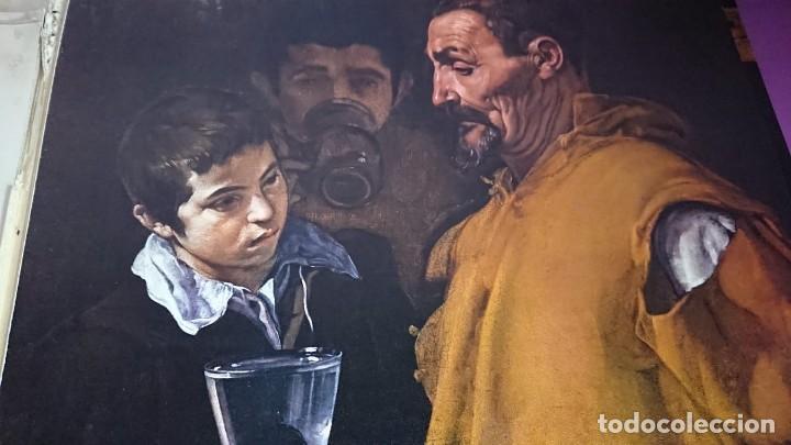 Arte: COLECCIÓN LÁMINAS PINACOTECA EDITORIAL OFFO 1965 VELÁZQUEZ - Foto 4 - 160428718