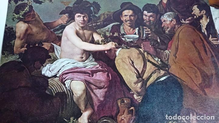 Arte: COLECCIÓN LÁMINAS PINACOTECA EDITORIAL OFFO 1965 VELÁZQUEZ - Foto 5 - 160428718