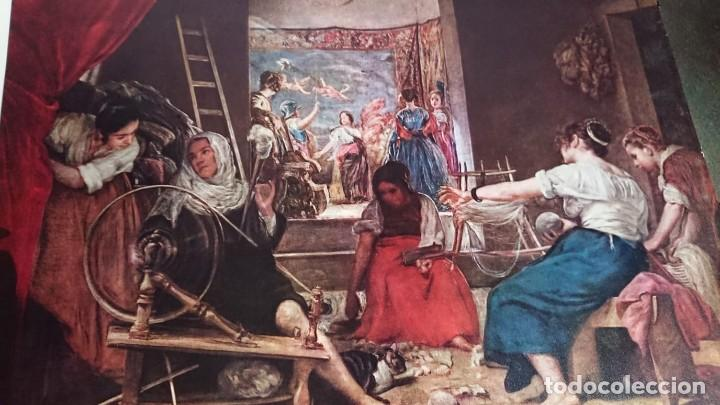 Arte: COLECCIÓN LÁMINAS PINACOTECA EDITORIAL OFFO 1965 VELÁZQUEZ - Foto 6 - 160428718