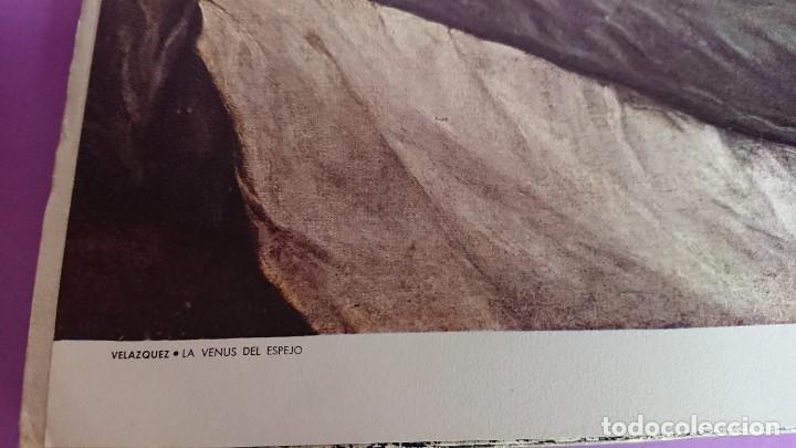 Arte: COLECCIÓN LÁMINAS PINACOTECA EDITORIAL OFFO 1965 VELÁZQUEZ - Foto 9 - 160428718