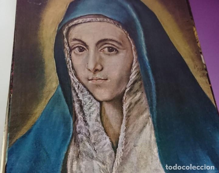 Arte: COLECCIÓN PINACOTECA EDITORIAL OFFO 1965 EL GRECO - Foto 3 - 141547390