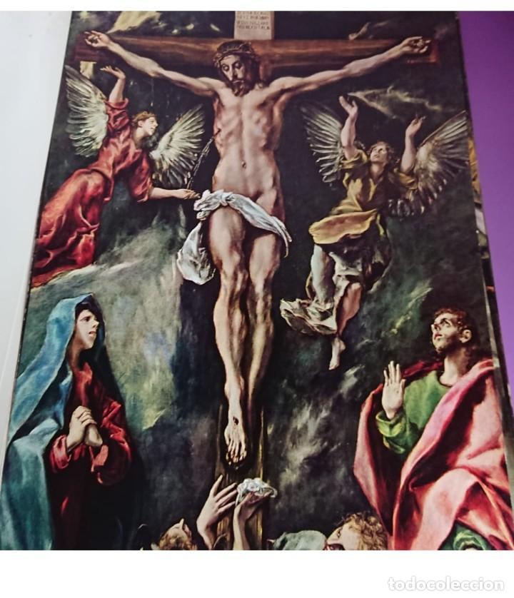 Arte: COLECCIÓN PINACOTECA EDITORIAL OFFO 1965 EL GRECO - Foto 5 - 141547390