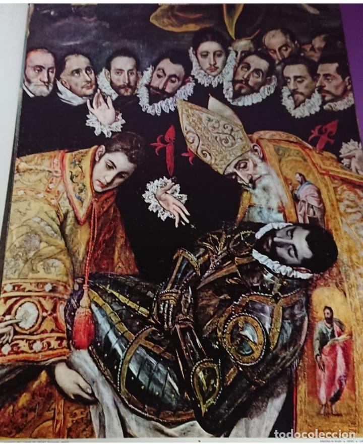 Arte: COLECCIÓN PINACOTECA EDITORIAL OFFO 1965 EL GRECO - Foto 7 - 141547390