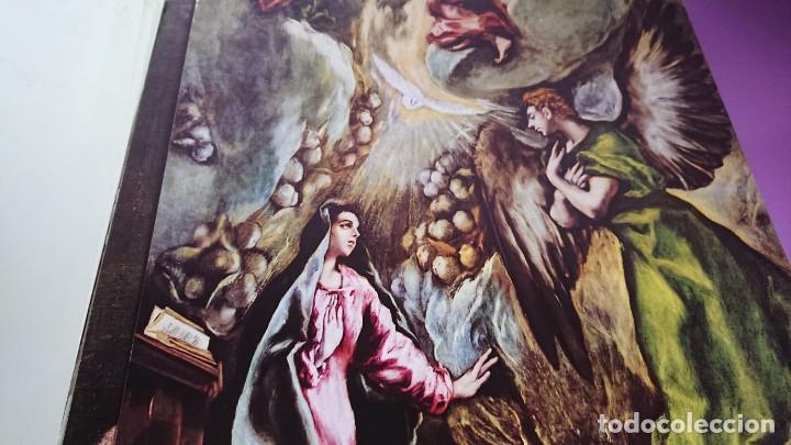 Arte: COLECCIÓN PINACOTECA EDITORIAL OFFO 1965 EL GRECO - Foto 9 - 141547390