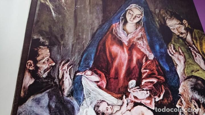Arte: COLECCIÓN PINACOTECA EDITORIAL OFFO 1965 EL GRECO - Foto 12 - 141547390