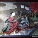 Arte: PRECIOSA LÁMINA METALIZADA CON MUCHO BRILLO DUFEX PRINT 153030 MANUALIDADES. Lote 141935290
