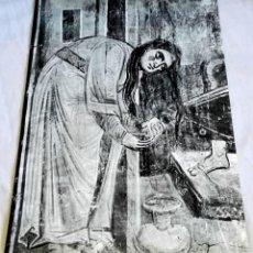 Arte: SANTA MARÍA MAGDALENA - EXTRAÍDA DE LIBRO 1966 - 28,5X21CM. Lote 142237310